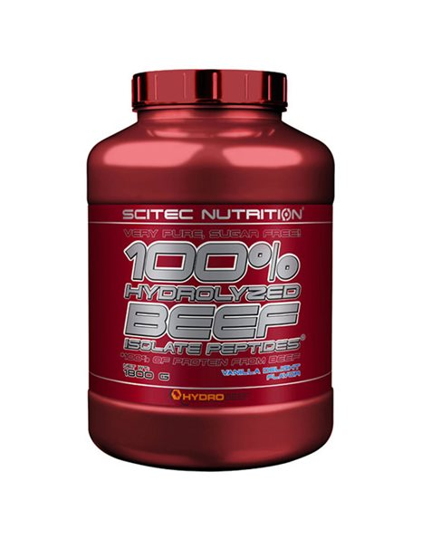 Scitec Nutrition 100% Hydrolized Beef Isolate Peptides (1800g)
