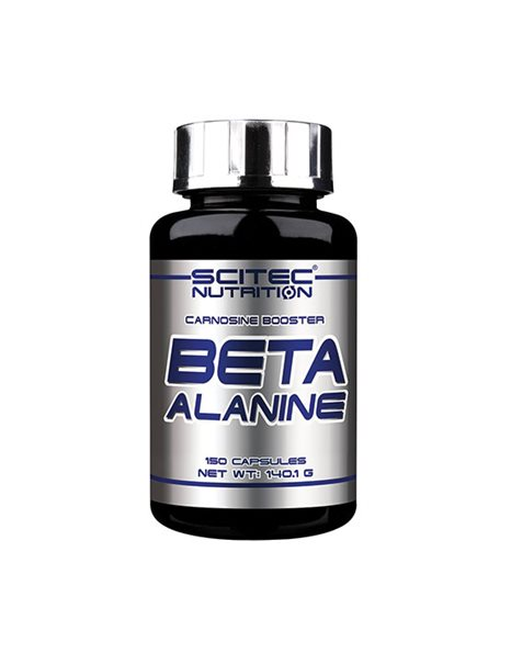 Beta Alanine (150 caps)