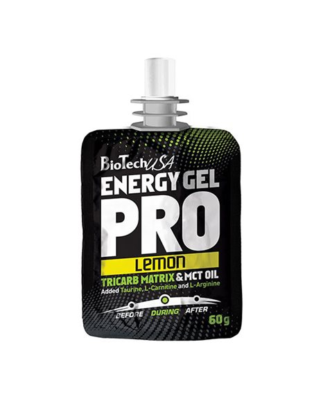 BioTech USA Energy Gel Professional (60g)