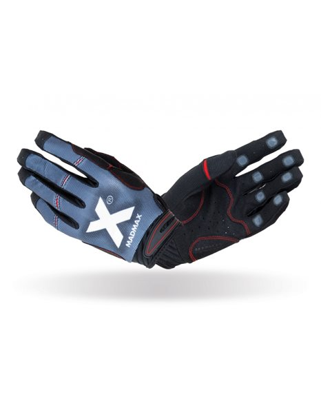 Crossfit Gloves Black/Grey/White