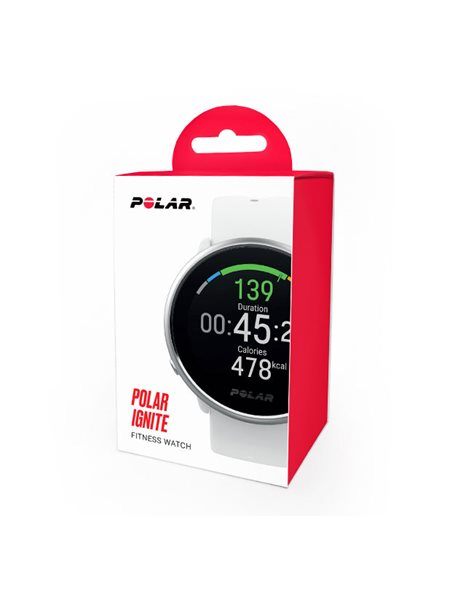 Polar Ignite με GPS (Μαύρο) Medium/Large 90071063