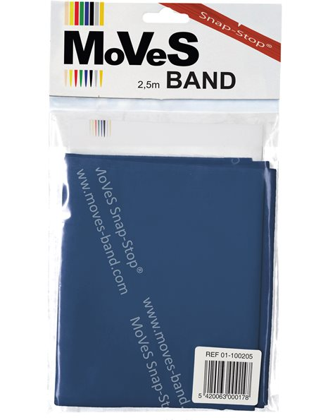 MoVeS Band 2.5m – Extra Heavy (Μπλέ)